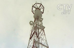 Belarus transmitter