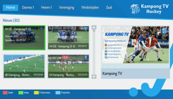 New apps for Philips Smart TV