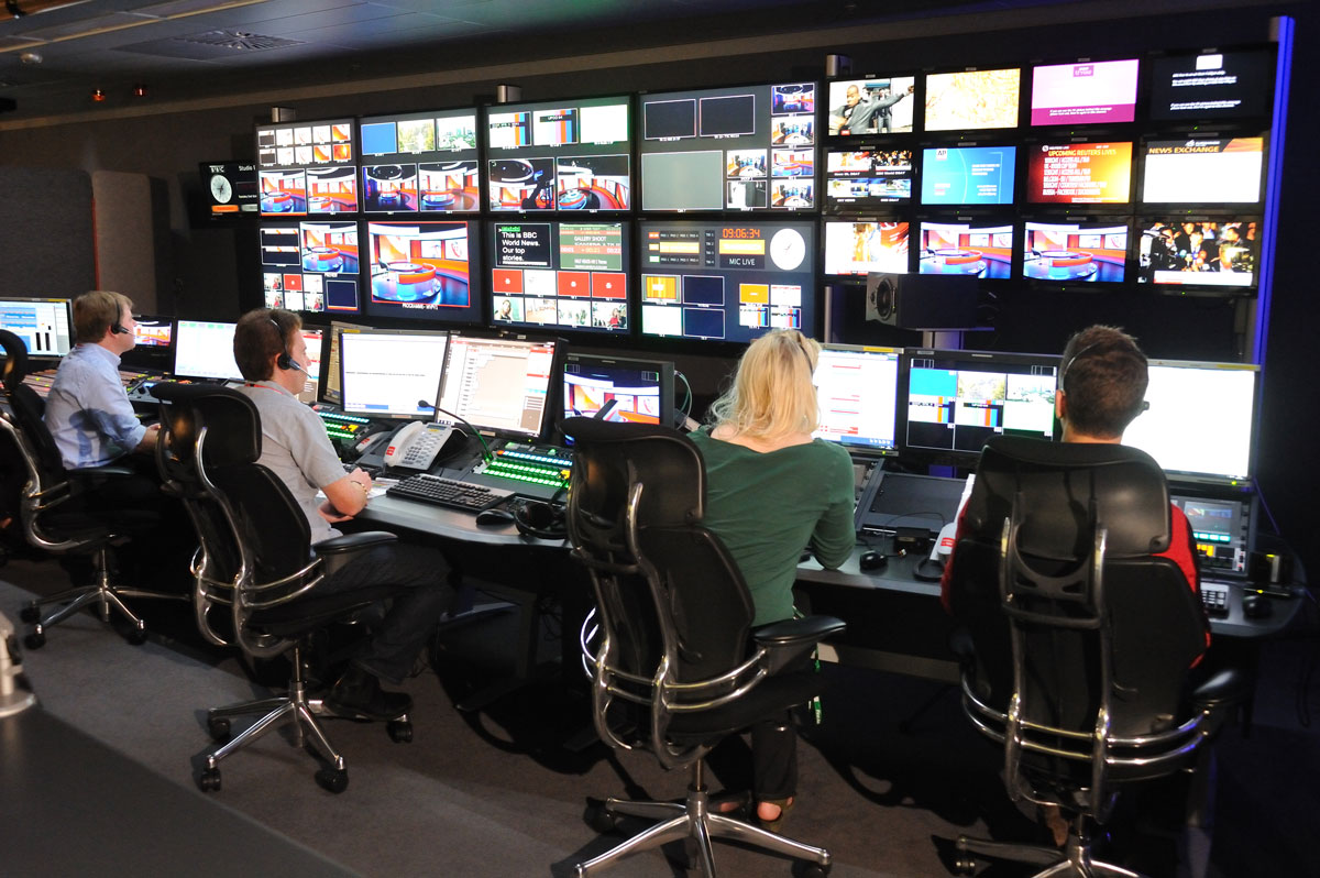 BBC World News deals with consolidation in TV news