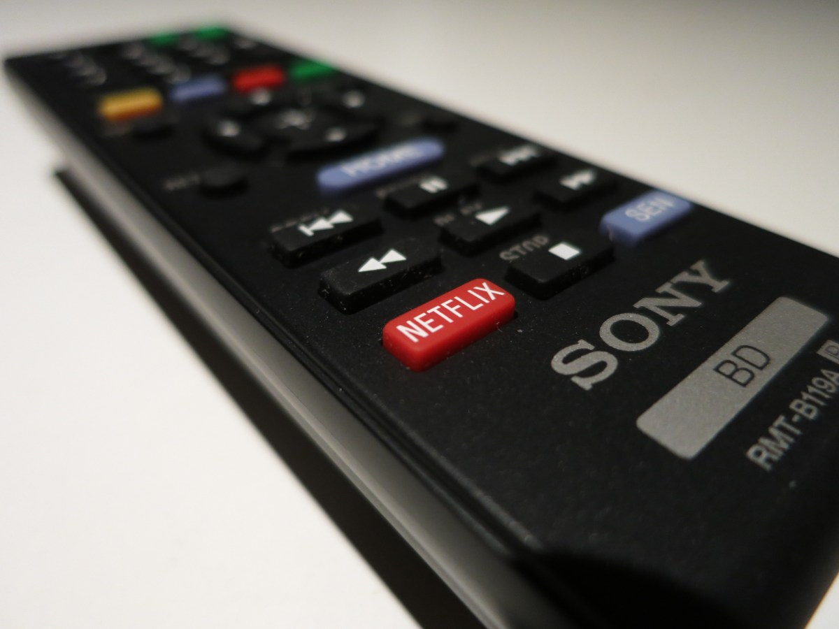Dedicated Netflix button comes to European remotes