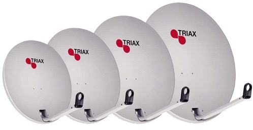 Triax dishes