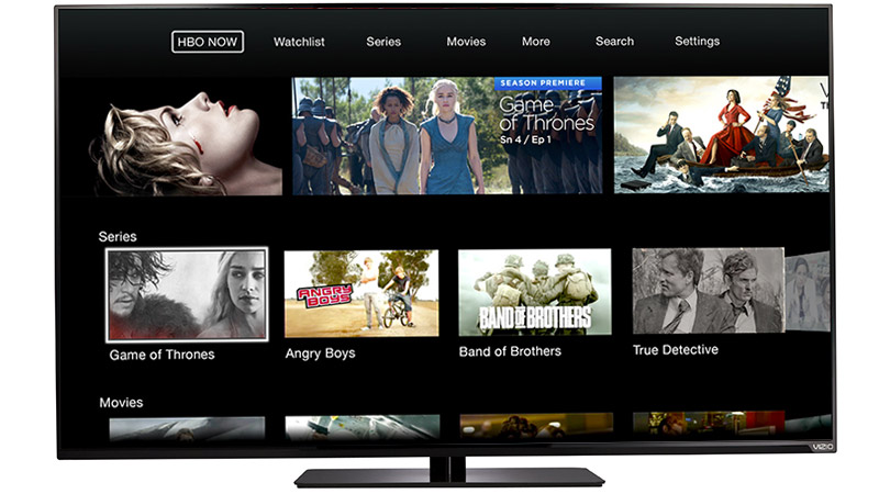 How to add hbo now to my lg smart tv