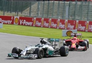 Formel 1-Rennen (RTL Lukas Gorys)