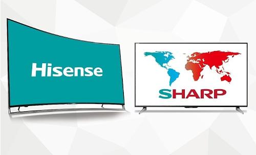 Hisense's Major Expansion: Acquiring Sharp America (PRNewsFoto/Hisense)