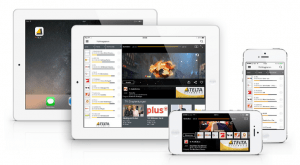 Multiscreen-App Telta Citynetz (M7 Deutschland)