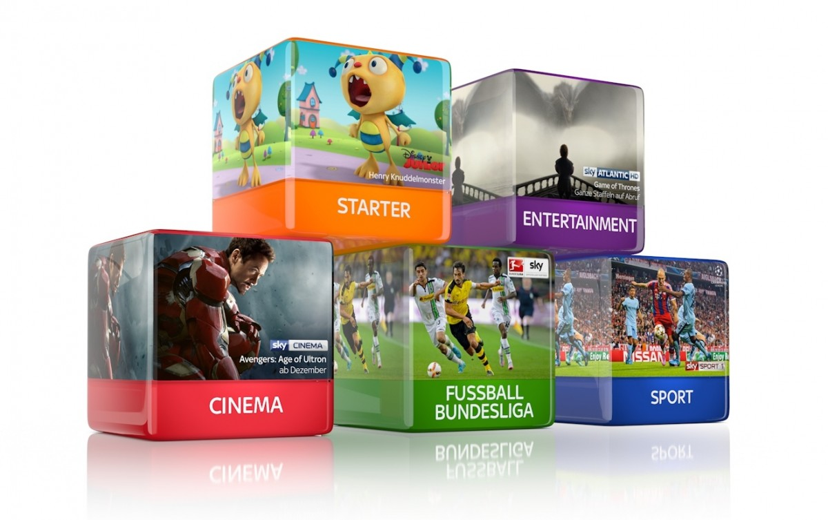 Sky deutschland to introduce new subscription package for Rooms to go tv package 2015