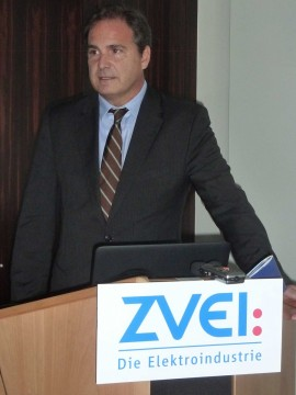 Herbert Strobel (ZVEI)