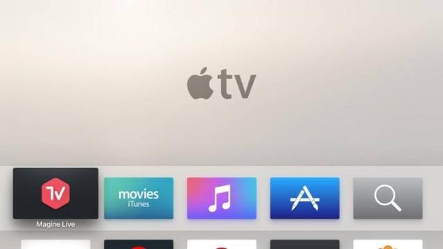 Magine TV_Apple TV 1