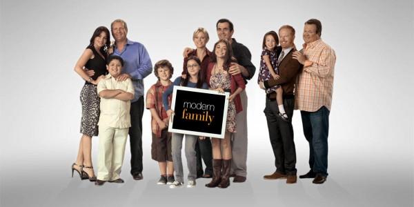 Prima Comedy Central Modern Family