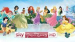 Sky D and Disney to launch The Disney Princesses channel