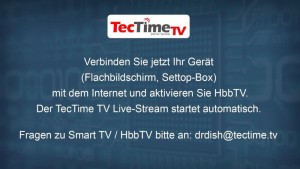 TecTime TV HbbTV