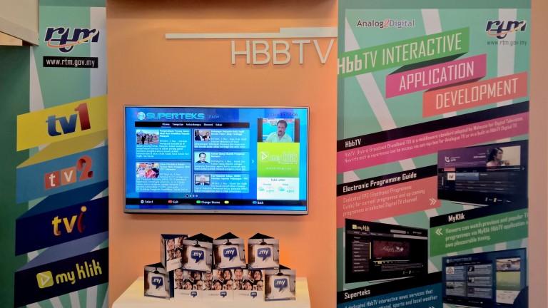 RTM-HbbTVapplication