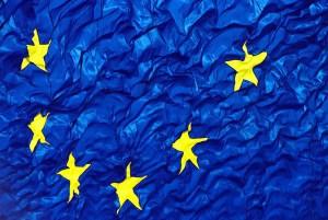 European Ruffled Flag
