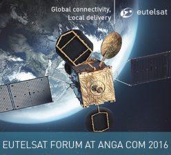 Eutelsat Forum ANGA COM 2016
