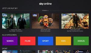 Sky Apple Tv