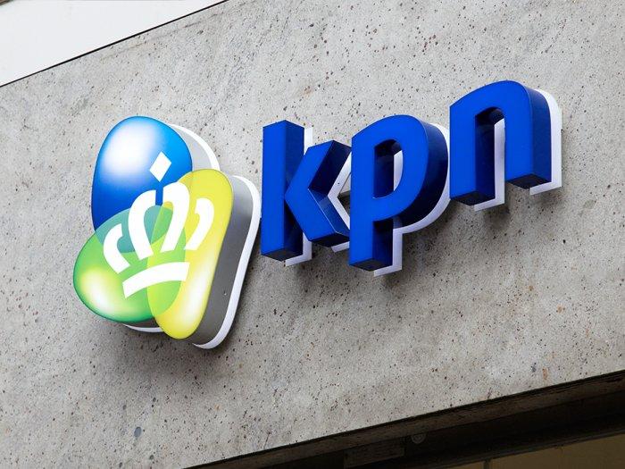 KPN_logo_on_building