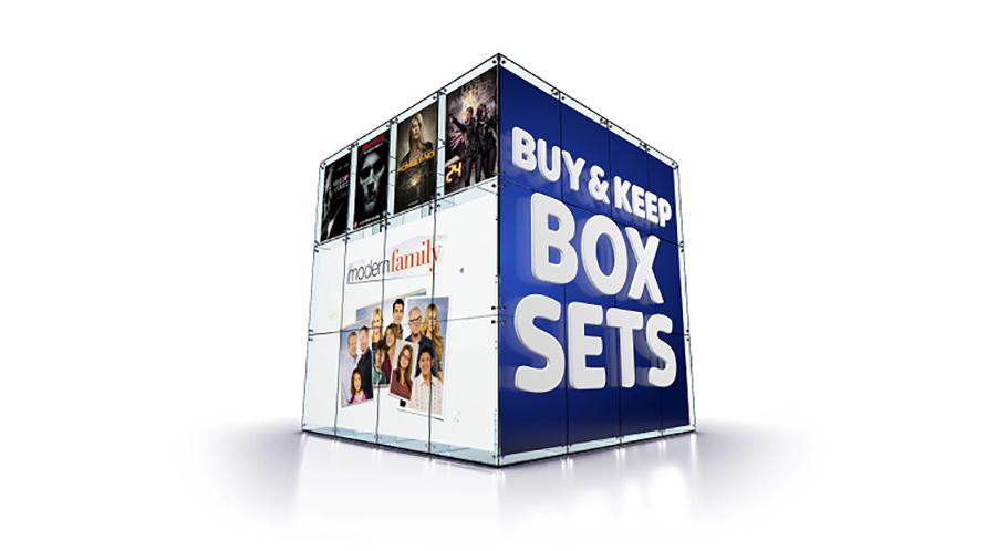 Box Sets Sky