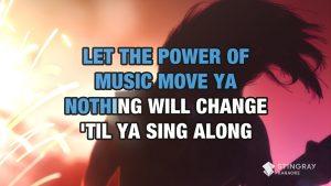 Stingray Karaoke Image