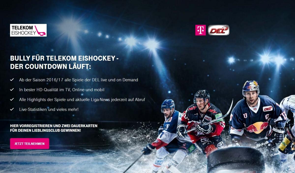 Telekom Ice Hockey