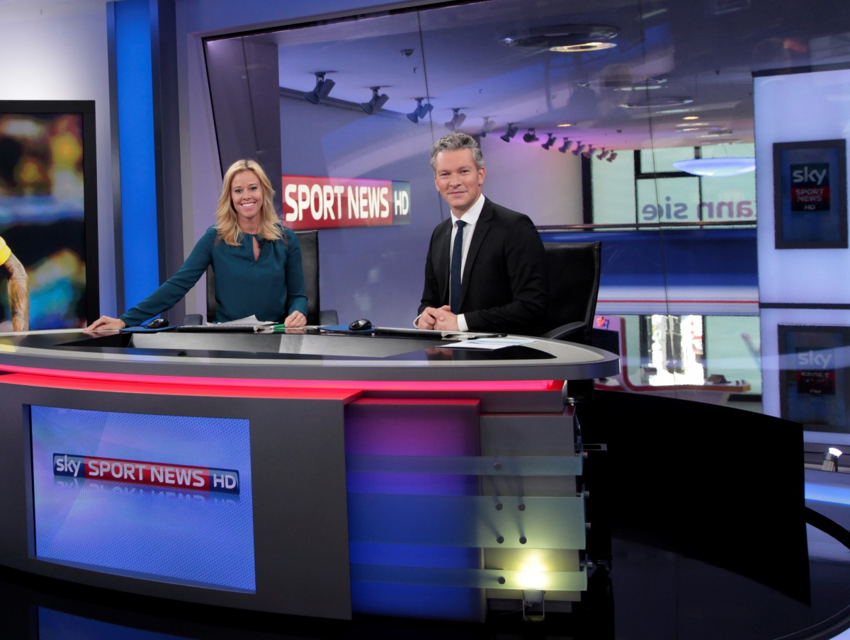 Skysport News Hd