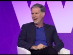 """Netflix CEO Reed Hastings: """"Amazon is so scary"""""""