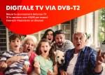 TV Vlaanderen launches DVB-T2 pay service