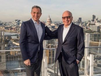 Walt Disney buys 21st Century Fox