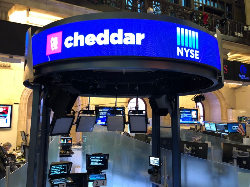 Cheddar to go global after $22m funding round