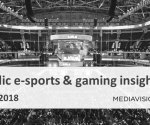 Nordic e-sports audience growth at a standstill