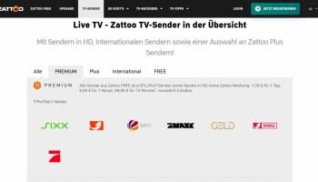 Magine TV streams ProSiebenSat 1 channels in HD