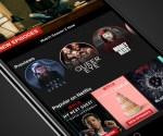 Movie previews for mobile Netflix viewers