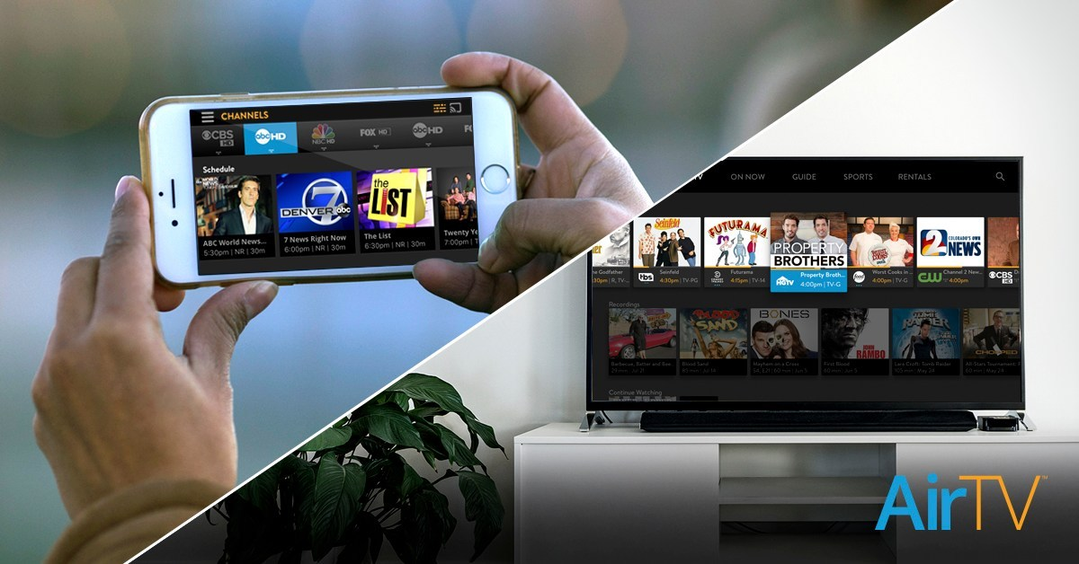 Air TV set-top streams DTT signals across all devices