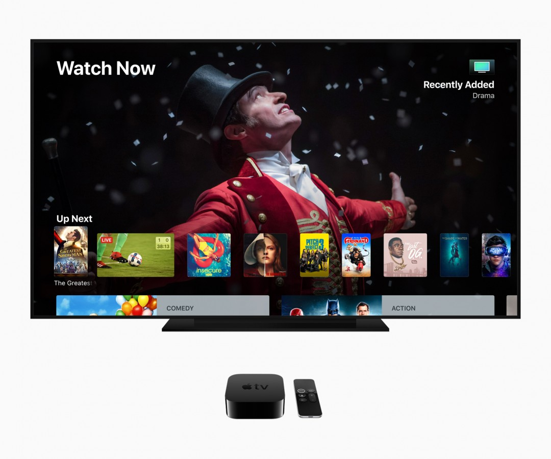 Apple TV to replace traditional cable set-top boxes