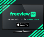New landmark for Australia's Freeview FV