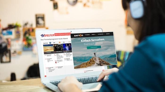 Burda to close streaming service TV Spielfilm live