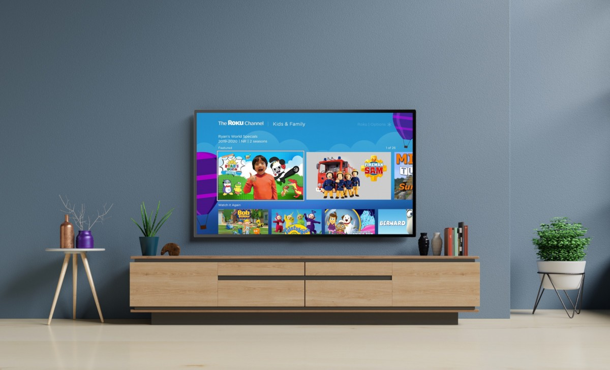AVOD Roku Channel launches in UK