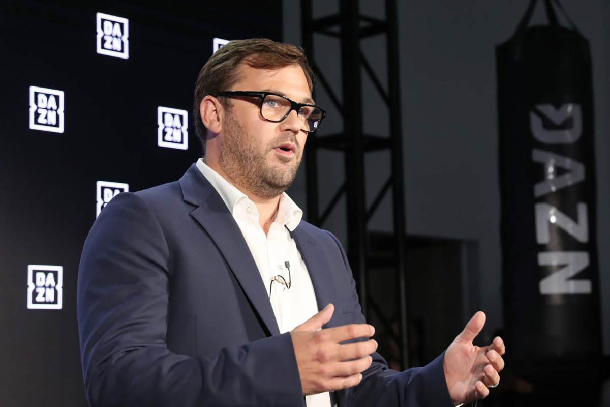 DAZN puts IPO on the table