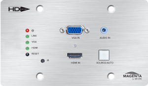 tvONE HD-One Wall Plate Transmitter