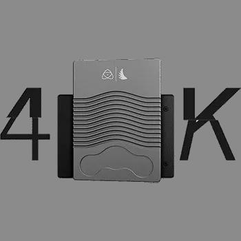 ATOMOS 4K RAW by Angelbird