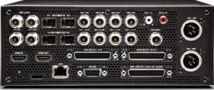 AJA Ki Pro Ultra Plus Connections