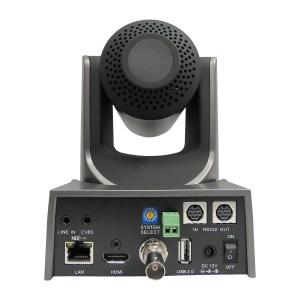 PTZOptics 20x NDI PTZ Camera (Grey)