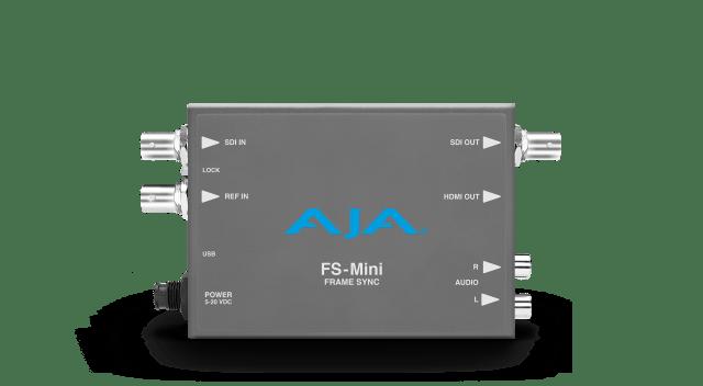 AJA FS Mini Converter Top