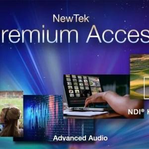 NewTek Premium Access