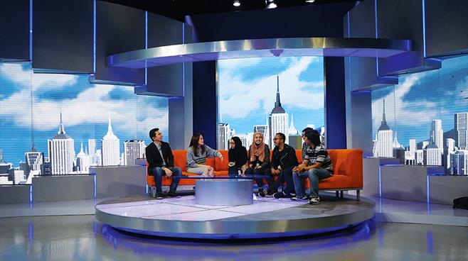 KOMPAS TV Indonesia Broadcast Design International Inc