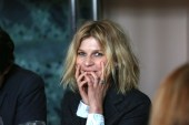 Clemence Poesy of Sky's The Tunnel