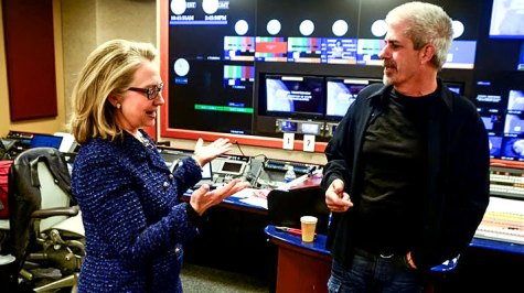 US State Department A Global Townterview with Hillary Clinton, Live Production