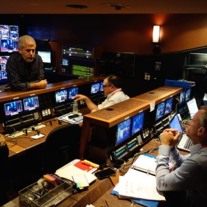 Live Video Production Control Room America After Ferguson PBS