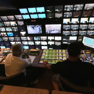 Live Video Production Control Room Impractical Jokers New York