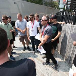 Live Video Production Crew Impractical Jokers New York