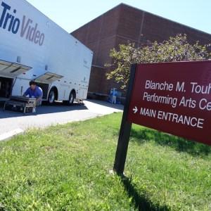 Live Video Production Venue PBS America After Ferguson